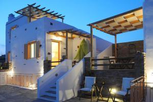 Aigaio Studios, Apartmány  Tinos Town - big - 66