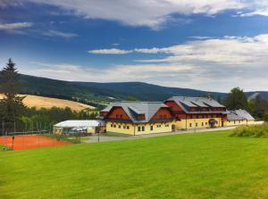 3 star hotel Alfa Resort Deštné v Orlických horách Cehia