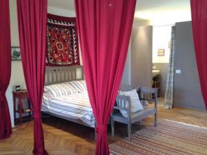 Il Pettirosso, Bed and Breakfasts  Certosa di Pavia - big - 7