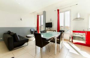 Florella République Apartment, Apartmány  Cannes - big - 27