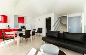 Florella République Apartment, Apartmány  Cannes - big - 6