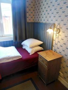 Hotel & Cafe Lanterna, Szállodák  Nauvo - big - 12