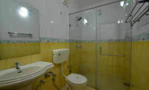 Silver Sands Sunshine - Angaara, Hotels  Candolim - big - 33