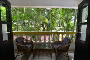 Silver Sands Sunshine - Angaara, Hotely  Candolim - big - 35