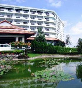 BP Samila Beach Hotel and Resort, Отели  Songkhla - big - 1