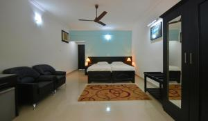 Silver Sands Sunshine - Angaara, Hotely  Candolim - big - 32