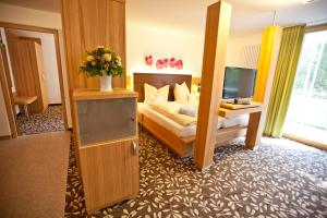 Hotel und Appartementhof Waldeck, Hotels  Bad Füssing - big - 6
