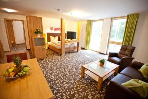 Hotel und Appartementhof Waldeck, Hotels  Bad Füssing - big - 7