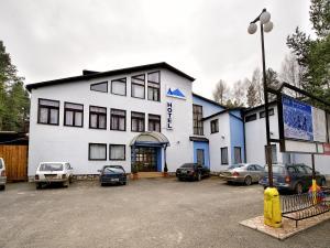 Accommodation in Bratislavský