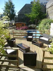 Hotel De Clisson Saint Brieuc, Hotely  Saint-Brieuc - big - 38