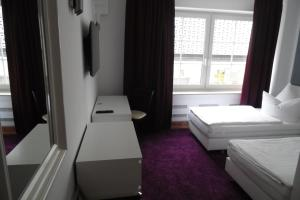 Hotel Rheingold, Hotely  Düsseldorf - big - 28
