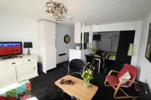 Appartement ZEEDUIN - Amelander Kaap, Appartamenti  Hollum - big - 29