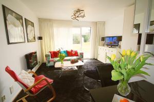Appartement ZEEDUIN - Amelander Kaap, Appartamenti  Hollum - big - 15