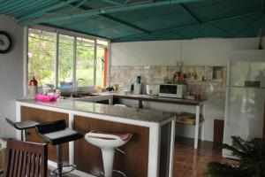 Villa La Romance Kreol, Affittacamere  Port Mathurin - big - 52