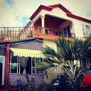 Villa La Romance Kreol, Affittacamere  Port Mathurin - big - 47