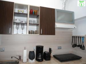 Sibiu-Heim-Apart, Apartments  Sibiu - big - 10