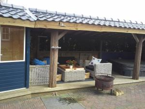 Waddenstee, Case vacanze  Westernieland - big - 39