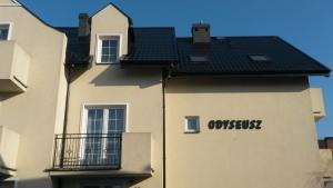 Odyseusz Jastarnia, Ubytování v soukromí  Jastarnia - big - 1