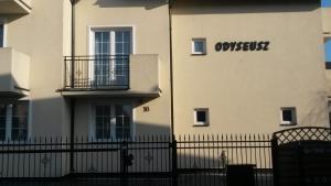Odyseusz Jastarnia, Ubytování v soukromí  Jastarnia - big - 61
