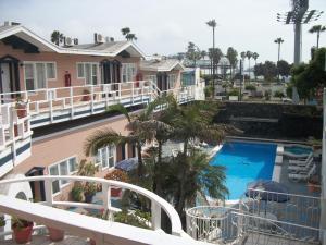 Hotel Villa Fontana Inn, Hotel  Ensenada - big - 1