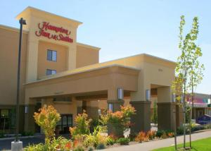 Hampton Inn & Suites Tacoma-Mall, Hotely  Tacoma - big - 19