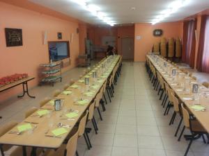 HéberGement du POD, Ostelli  La Chaux-de-Fonds - big - 18