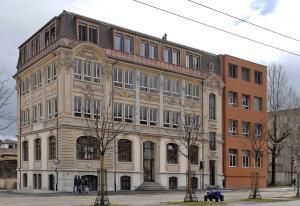 HéberGement du POD, Ostelli  La Chaux-de-Fonds - big - 1