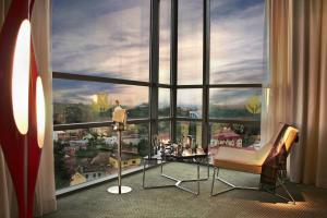 Hotel Golden Tulip Ana Tower Sibiu, Hotels  Sibiu - big - 9