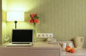 Hotel Golden Tulip Ana Tower Sibiu, Hotels  Sibiu - big - 23