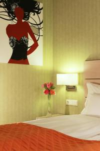 Hotel Golden Tulip Ana Tower Sibiu, Hotels  Sibiu - big - 27