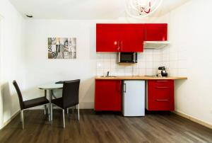 Florella République Apartment, Apartmány  Cannes - big - 29