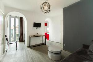 Florella République Apartment, Apartmány  Cannes - big - 23