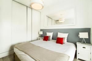 Florella République Apartment, Apartmány  Cannes - big - 15