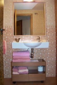 Apartamentos Chuandervera, Appartamenti  Laspaúles - big - 13