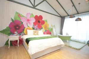 Follow Me designed B&B, Alloggi in famiglia  Dongshan - big - 6