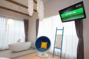 Follow Me designed B&B, Alloggi in famiglia  Dongshan - big - 30