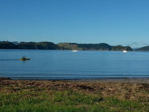 Oamaru Bay Tourist Park, Villaggi turistici  Coromandel Town - big - 10