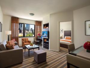 Somerset on Elizabeth Melbourne, Apartmanhotelek  Melbourne - big - 11