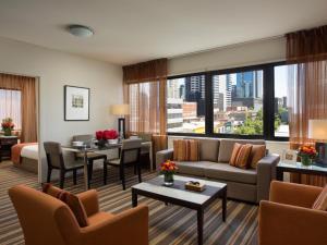Somerset on Elizabeth Melbourne, Apartmanhotelek  Melbourne - big - 9
