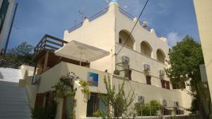 Anemomilos Villa (Firostefani)
