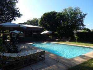Green Tree Lodge, Chaty v prírode  Livingstone - big - 14