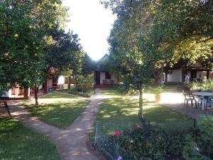 Green Tree Lodge, Chaty v prírode  Livingstone - big - 1