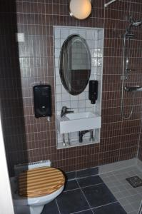 Lyckåhem Lågprishotell och Vandrarhem, Hotels  Karlskrona - big - 20