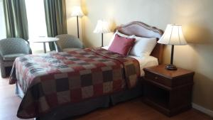 Motel Iberville, Motely  Saint-Jean-sur-Richelieu - big - 41