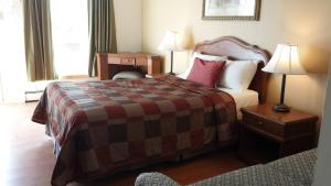 Motel Iberville, Motely  Saint-Jean-sur-Richelieu - big - 42