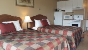 Motel Iberville, Motely  Saint-Jean-sur-Richelieu - big - 47
