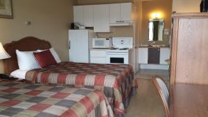 Motel Iberville, Motely  Saint-Jean-sur-Richelieu - big - 36