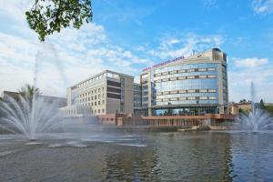 Отель Mercure Липецк Центр