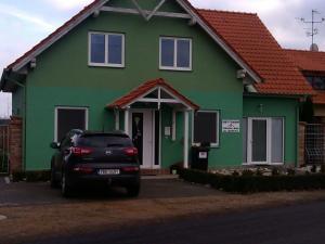 Ubytování U Zeleného domu