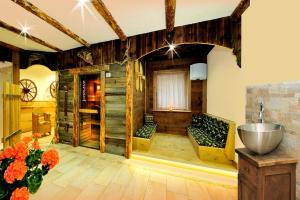Agriturismo Soleseid, Farmy  San Vigilio Di Marebbe - big - 21